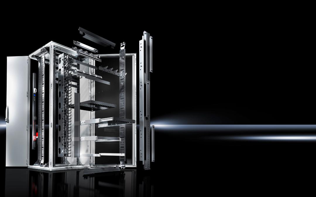 Hatékony IT rack tartozékok és kábelmenedzsment